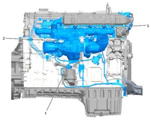 Detroit diesel engine Fault codes